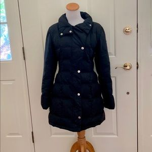 DKNY Down filled coat size small